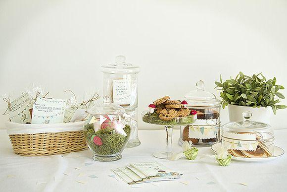 Ideas para decorar una mesa con dulces y chuches http - Ideas para decorar mesas ...