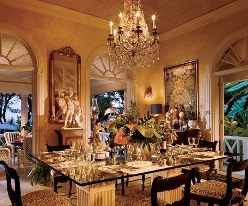 Eye For Design: How To Create Stylish Formal Dining Rooms ...
