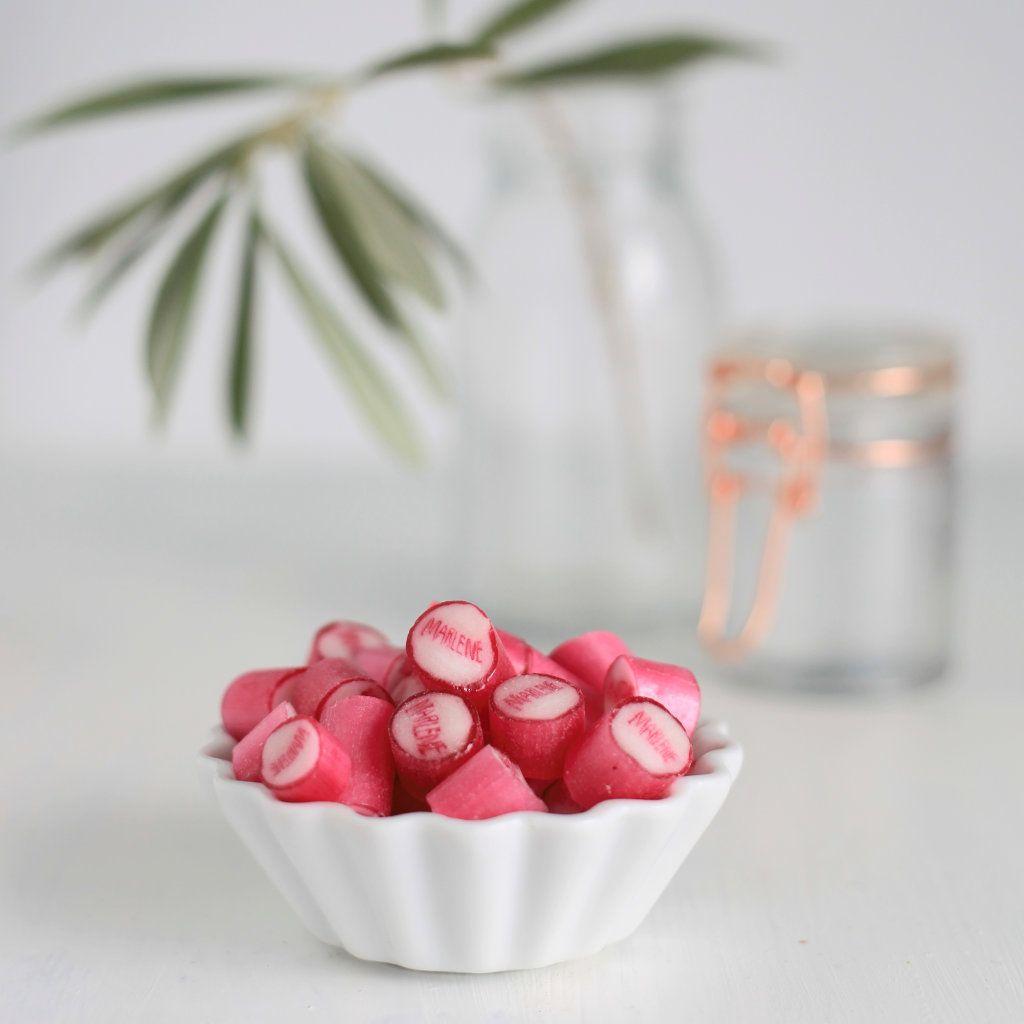Himbeer Bonbons Mit Namen Bonbon Himbeerbonbons Geschenkideen