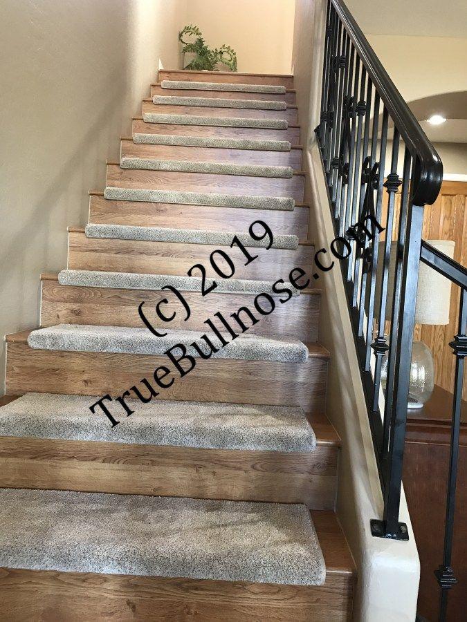 Best True Bullnose Carpet Stair Treads In 2020 Stair Runner 640 x 480