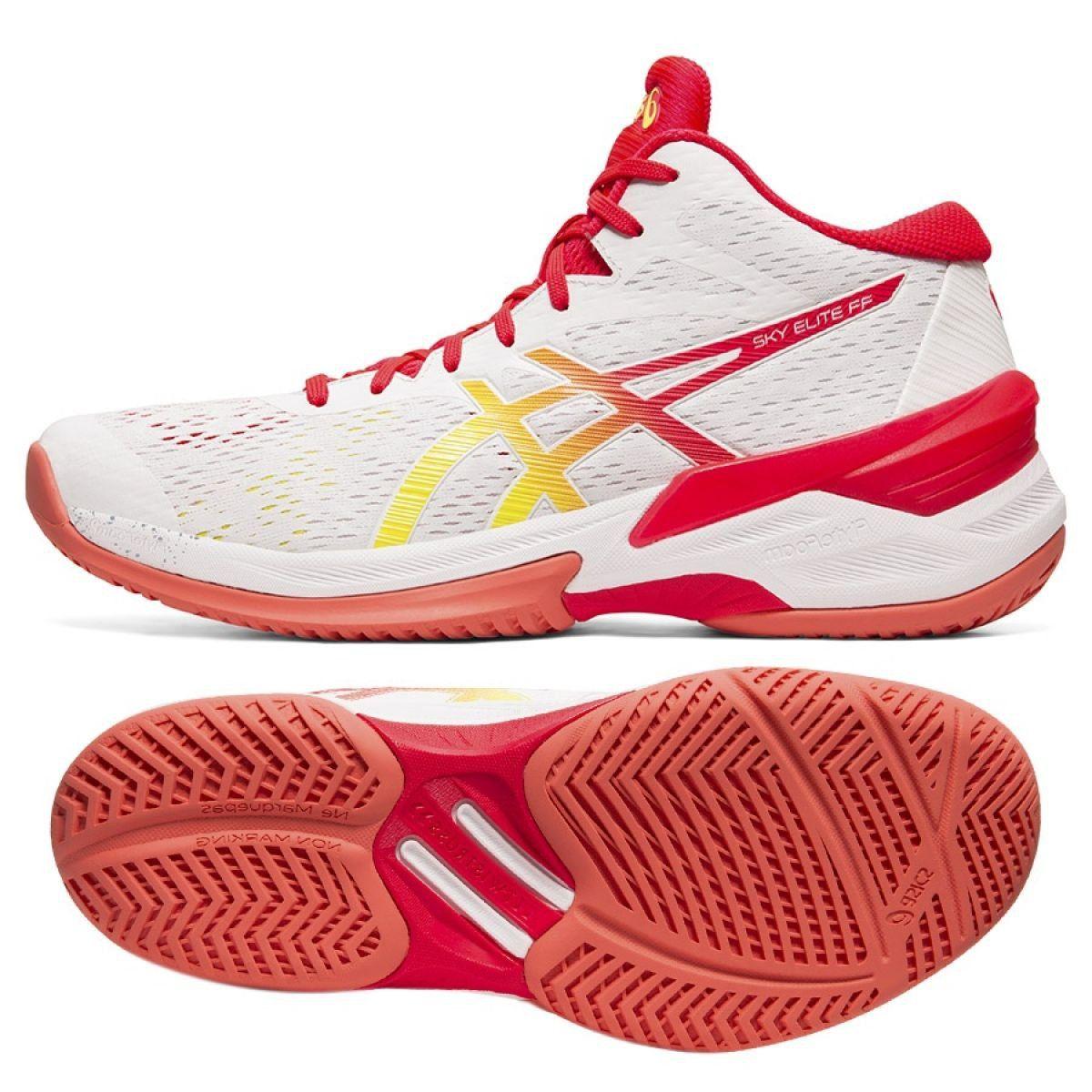 Buty Asics Sky Elite Ff Mt W 1052a023 100 Biale Biale Asics Women Shoes Women Shoes Asics