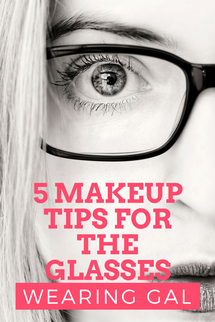 b2fed5ab4e2 These 5 makeup tips for glasses wearers will help your eyes pop