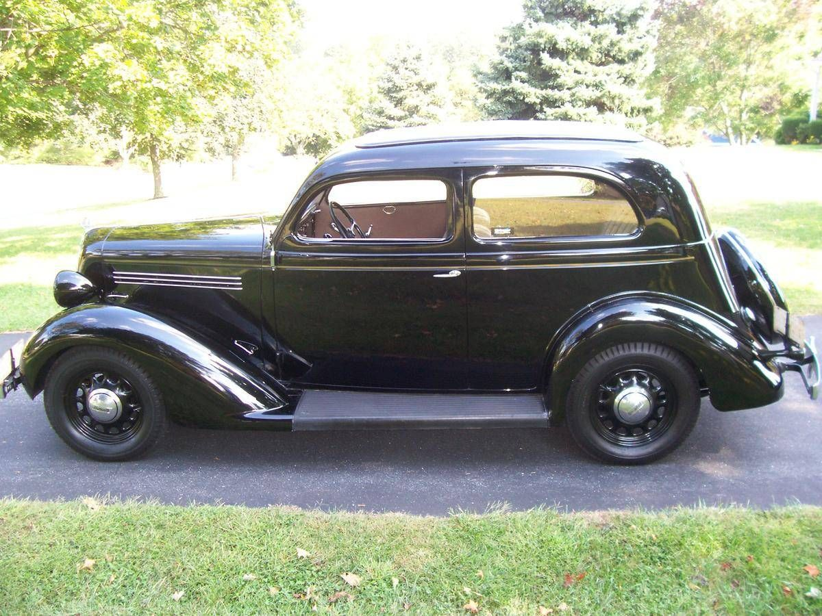 1935 Plymouth Pj Business Sedan 1925 1941 Pinterest 4 Door
