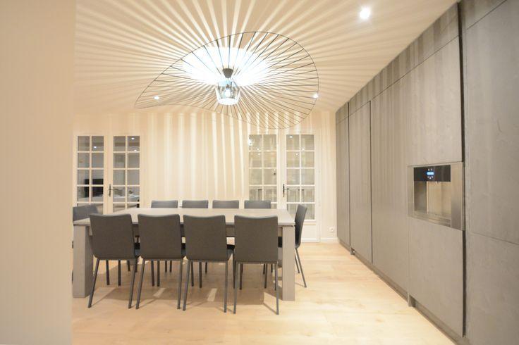 Salle  manger – Suspension Vertigo Salle  manger réalisée par