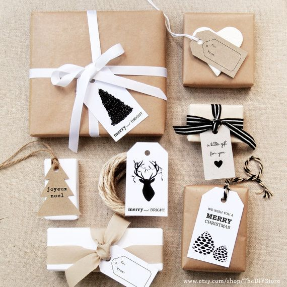 Christmas Gift Tags Pinterest.Found On Bing From Www Pinterest Com Gifts Wedding Tags
