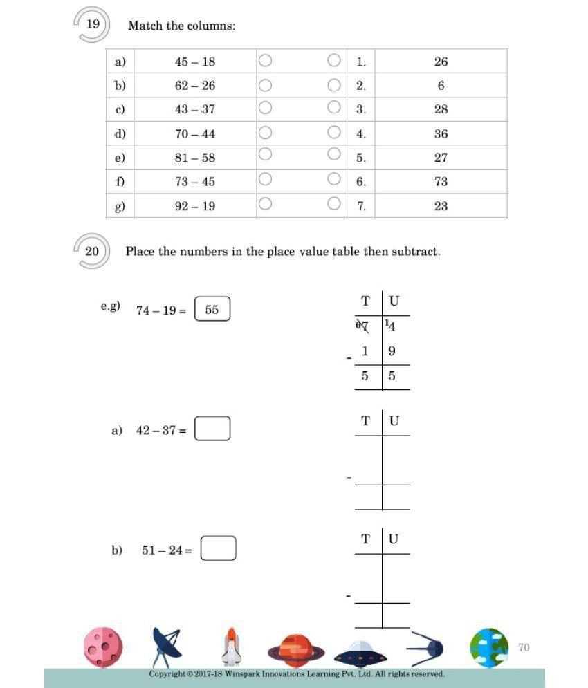 6 5th Grade Math Word Problems Worksheets Math Word Problems Word Problem Worksheets Math Words [ 995 x 850 Pixel ]