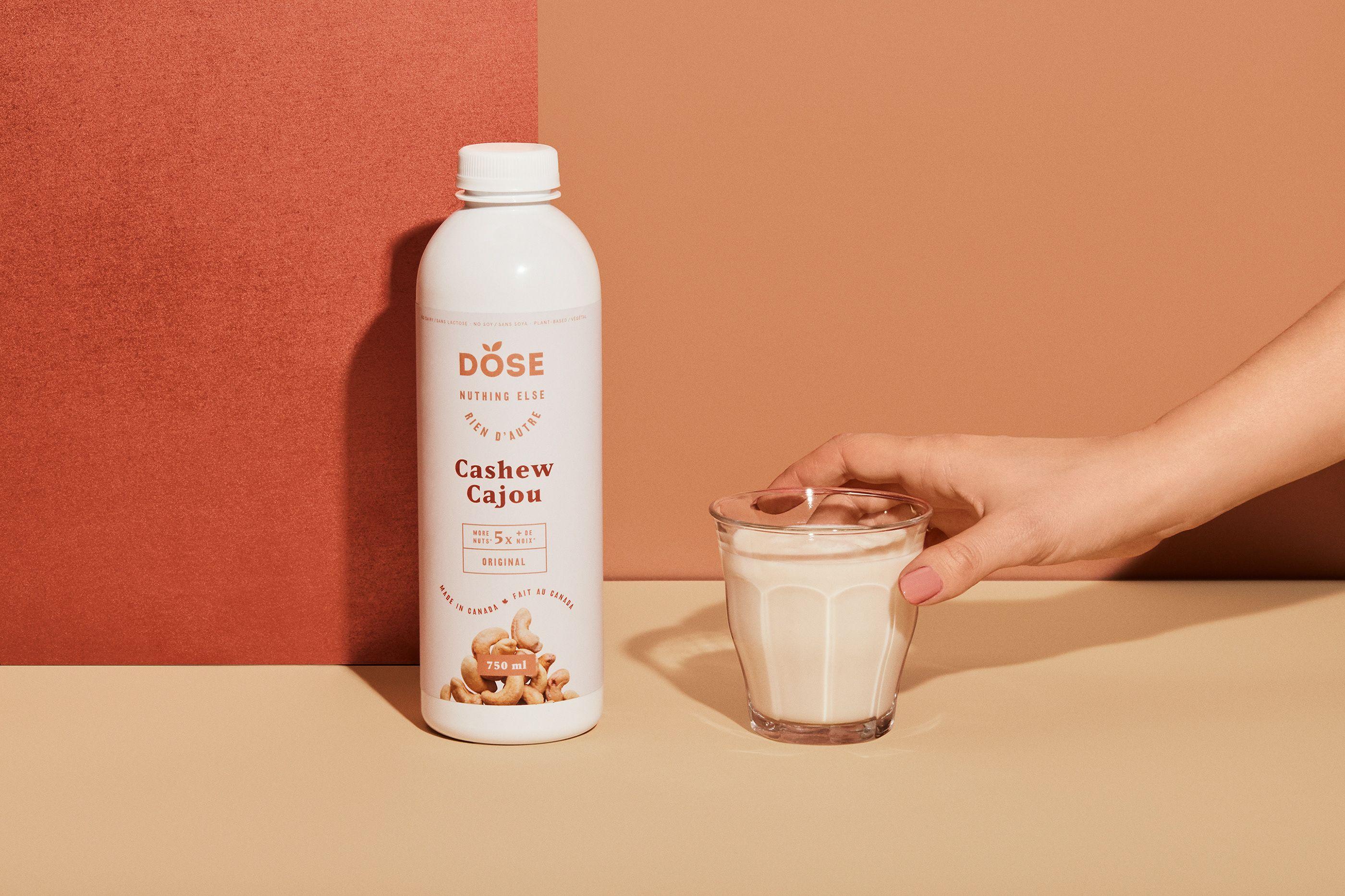 Dose Nutmilks On Behance Fotografi Makanan Minuman Resep Minuman