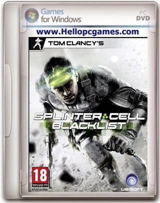 splinter cell blacklist pc requirements