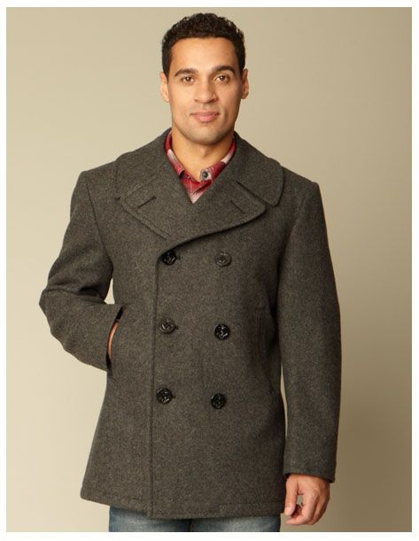 Sterlingwear of Boston Mens Authentic #Peacoat: Our most accurate ...