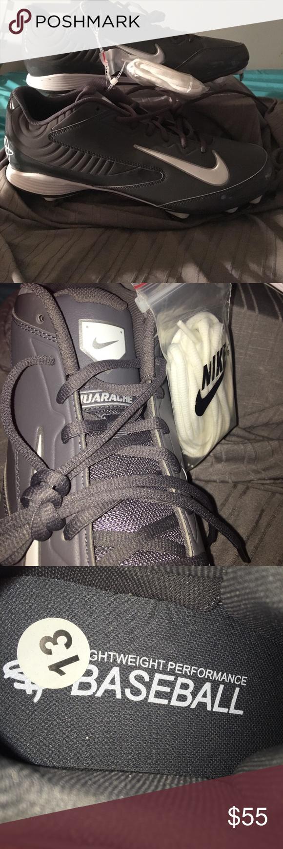 360f21b32c7e Brand new 🔥 Nike huaraches cleats Nwot or box 🔥 Lightweight performance  baseball size 13 cleats
