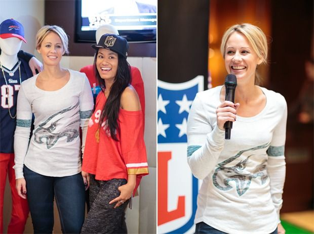 Nfl Sunday Social Party Pictures Game Day Pinterest Table Nfl Sunday Nfl Fan Apparel