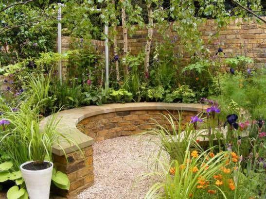 Garden Design Ideas For Small Square Garden - valoblogi.com