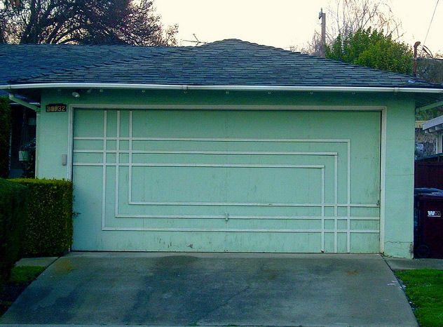 Mid Century Modern Garage Doors more mid-century garage doors | for the home | pinterest | garage