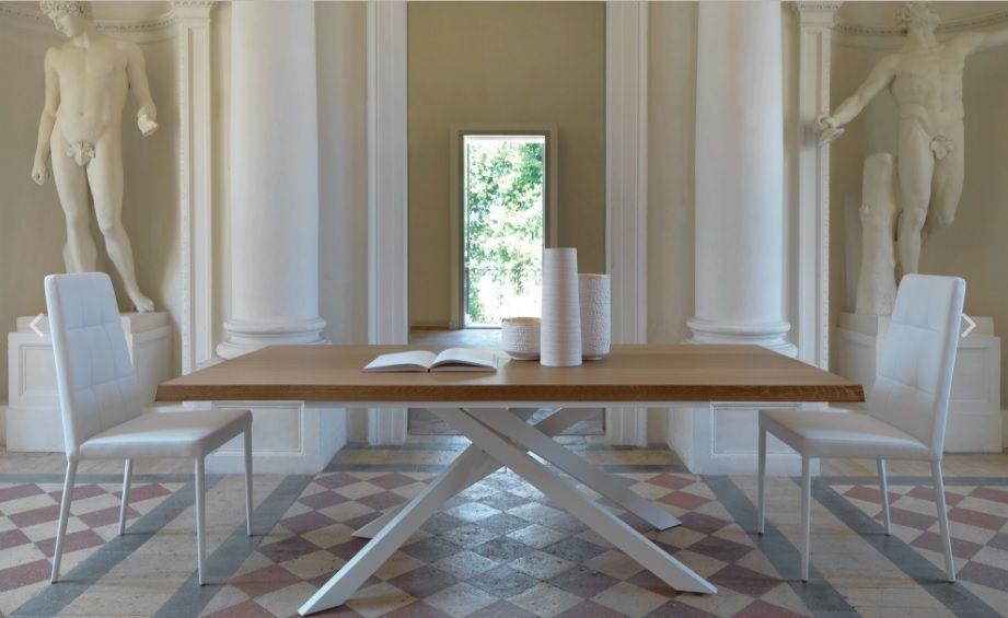 Tavolo Friulsedie ~ Tavolo boston fisso in legno friulsedie struttura composta da