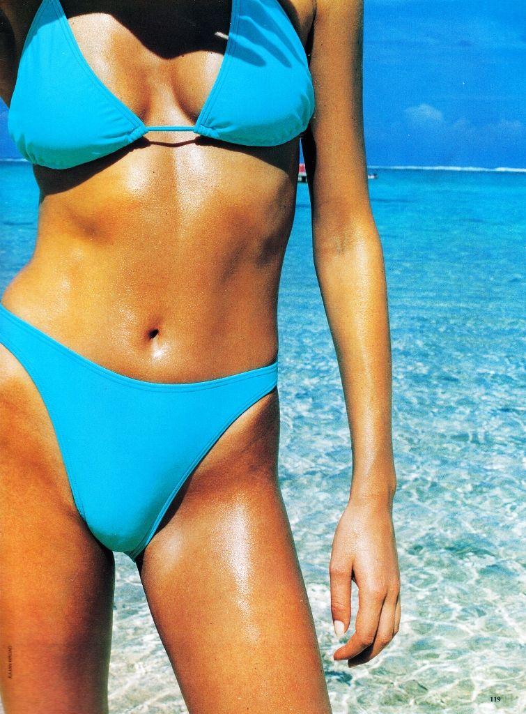 Bikini dare gina dreams valentina