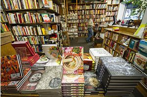 Inside Kitchen Arts Letters The Legendary Nyc Cookbook Store