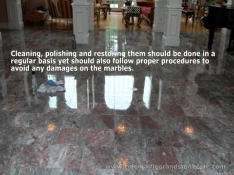 How To Clean And Polish Marble Floor Tiles Marble Polishing