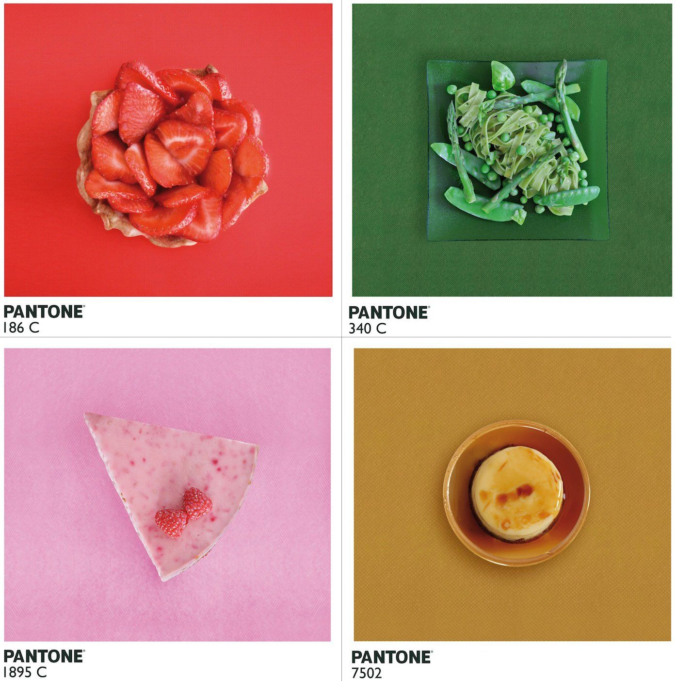 food pantone - Google Search