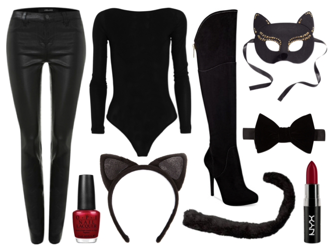 costumes - Cat Outfit For Halloween