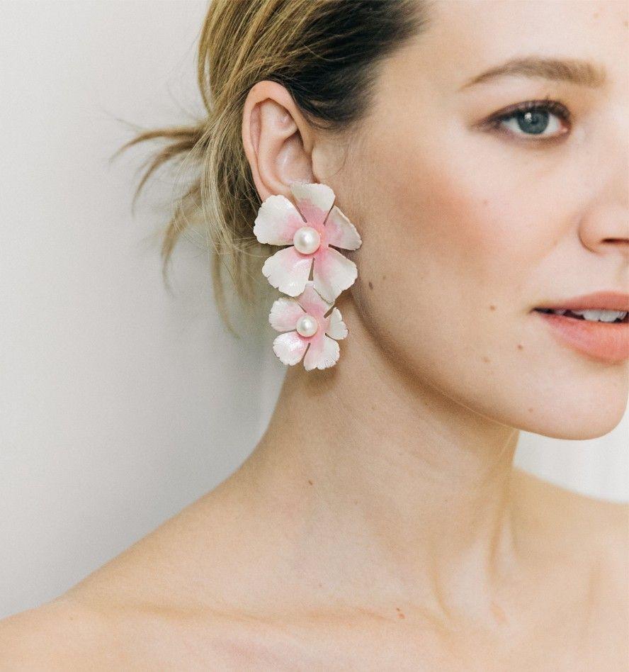 Jennifer Behr Farah Earring