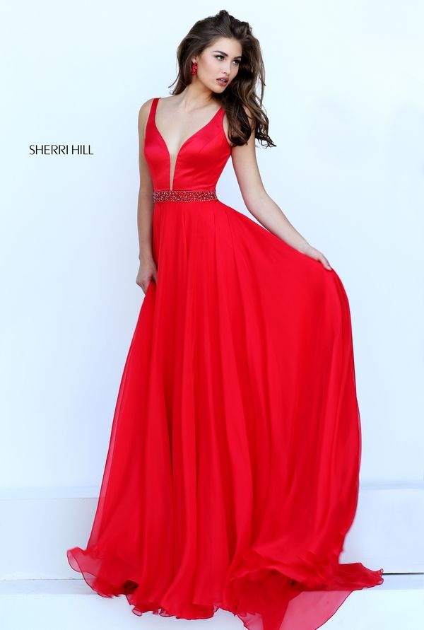 Sherri Hill 50264 THIS IS MY DRESS THIS YEAR. No questions asked.
