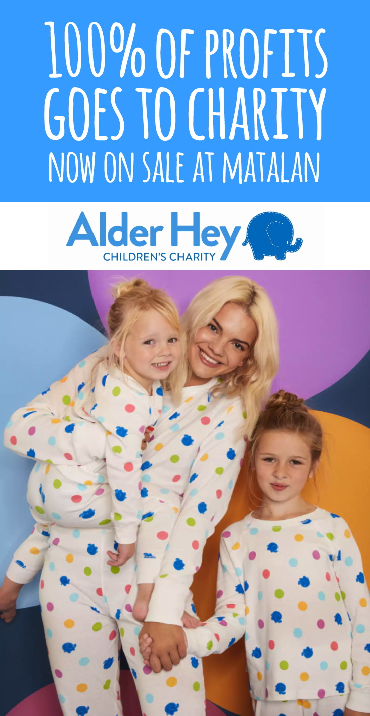 Alder Hey Get Spotted Pyjamas Now On Sale Matalan