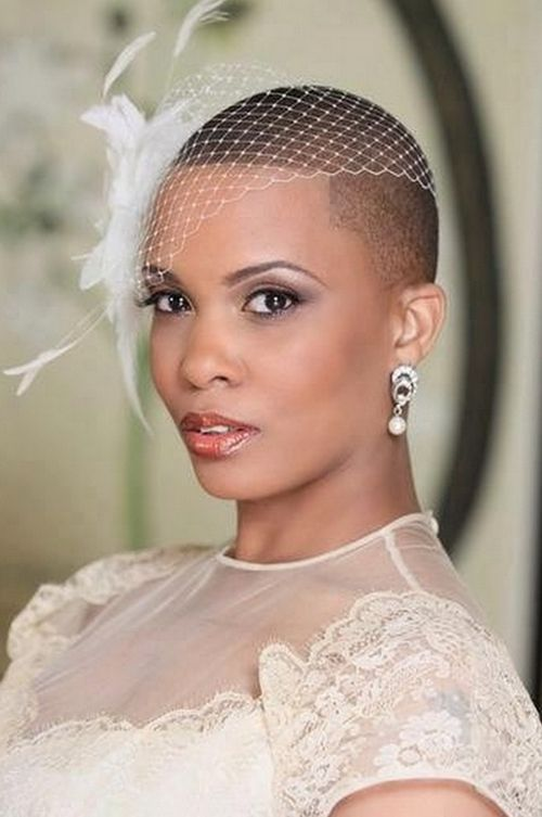 wedding hairstyles for brides with really short hair - Google ...