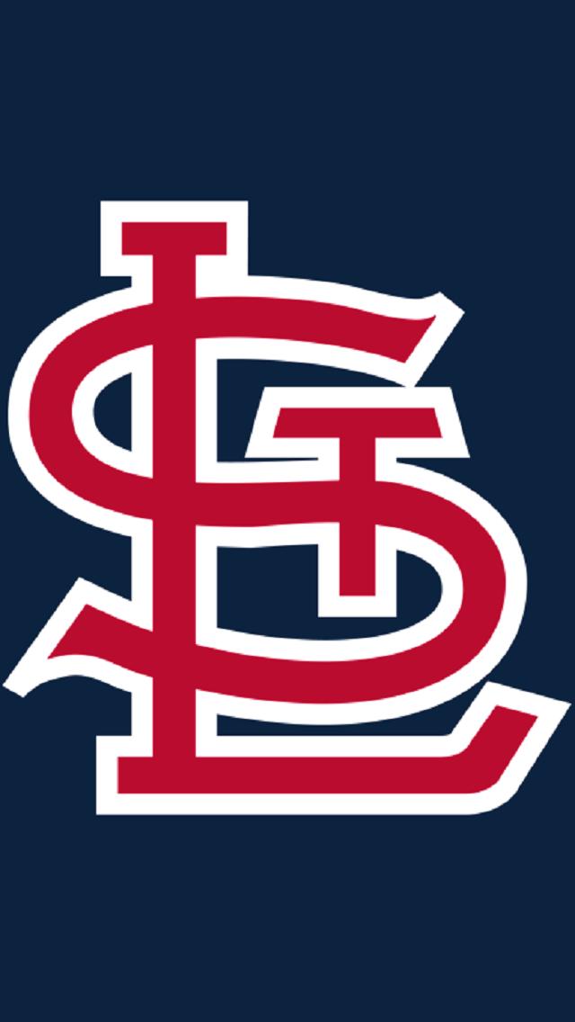 St Louis Cardinals 1956 Mlb Logos Baseball Teams Logo Baseball Wallpaper