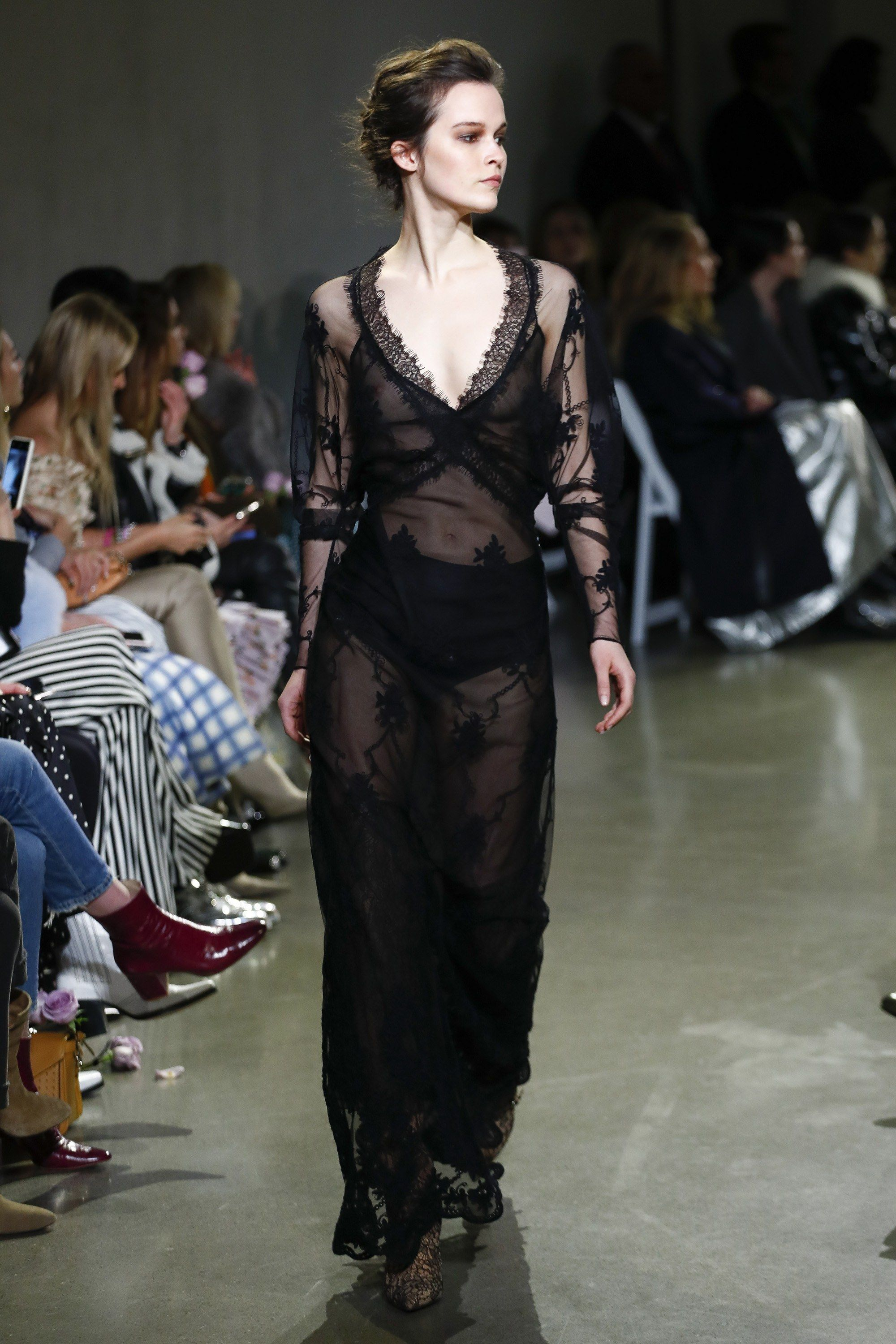 Brock Collection Fall 2018 Ready-to-Wear Fashion Show in