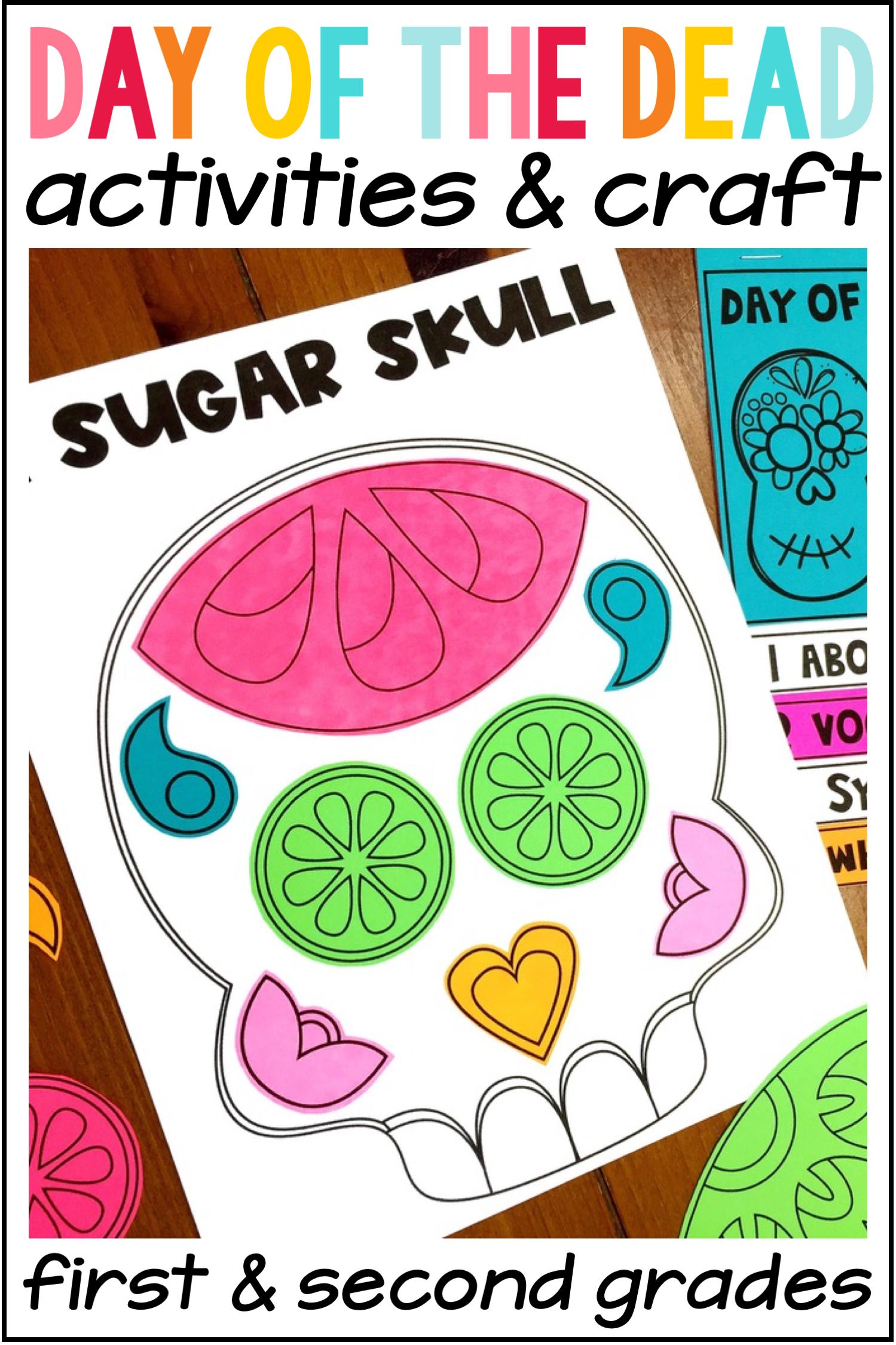 44+ Dia de los muertos crafts for preschoolers ideas