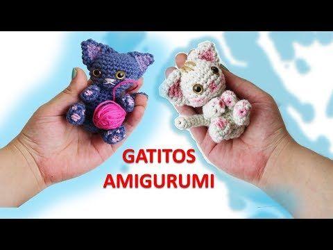 Amigurumi Gato Paso A Paso : Gato amigurumi paso a paso youtube amigurumis: perros y gatos