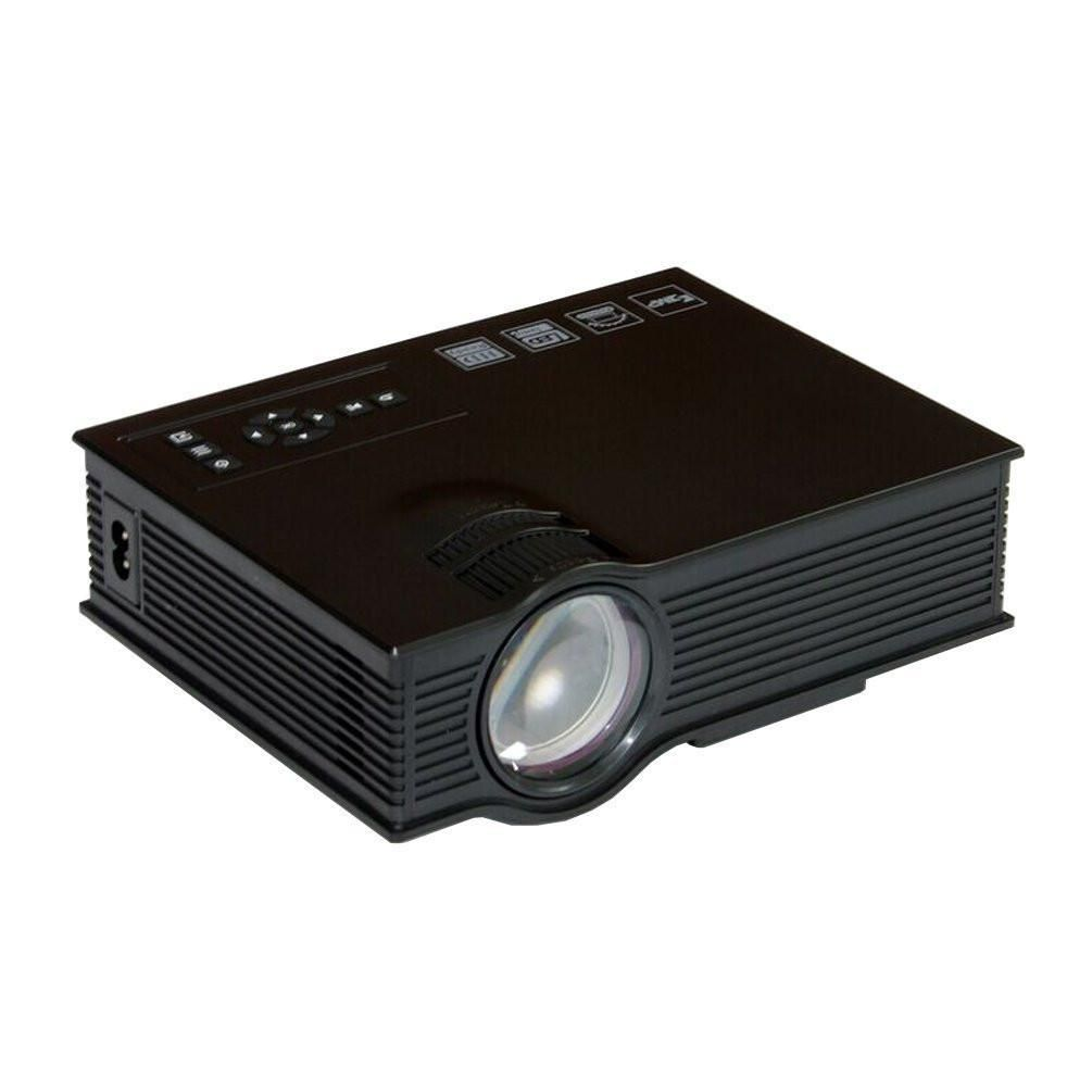 Uc 40 Multi Media Mini 800 Lumens Portable Led Home Theater Projector Projector Hd Mini Projectors Projector