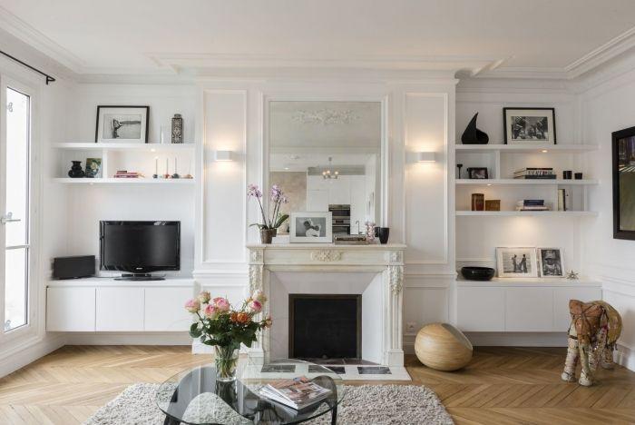 104m² - Paris 9e aménagé et décoré par la décoratrice d\u0027intérieur