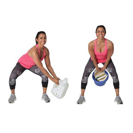 the equipmentfree athome workout you can do with