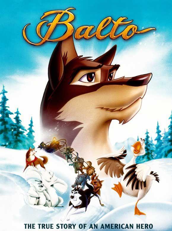 Balto 1995 Peliculas Animadas De Disney Peliculas Infantiles De Disney Peliculas De Animacion