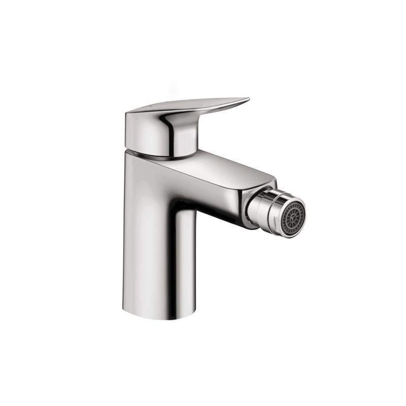 Hansgrohe 71200 Logis Bidet Faucet with Pop-Up Assembly Chrome ...