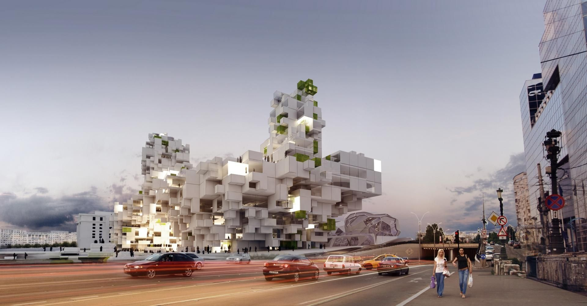 Modern Architecture News digital #university #architecture news -in this particular context
