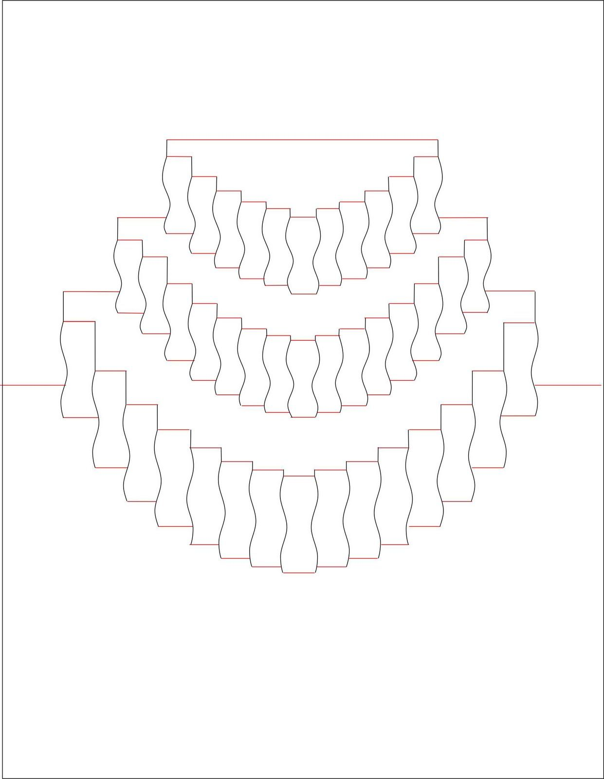 Free Kirigami Birthday Templates | Askervani.com