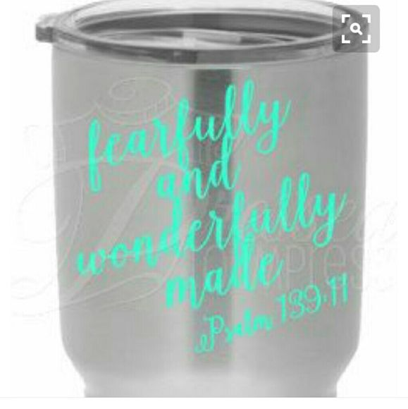 Yeti Decals I Make Decals For Yeti Cups I Can Monogram Or Quotes - How to make vinyl decals for cups