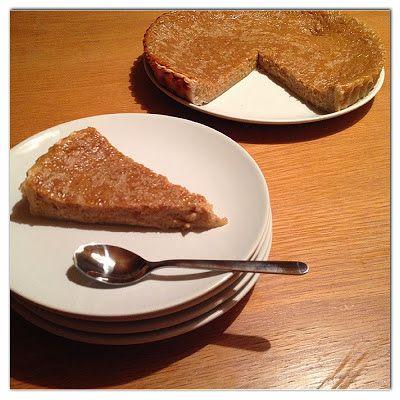 ApfelStrudel Kuchen: Tarta de Calabaza
