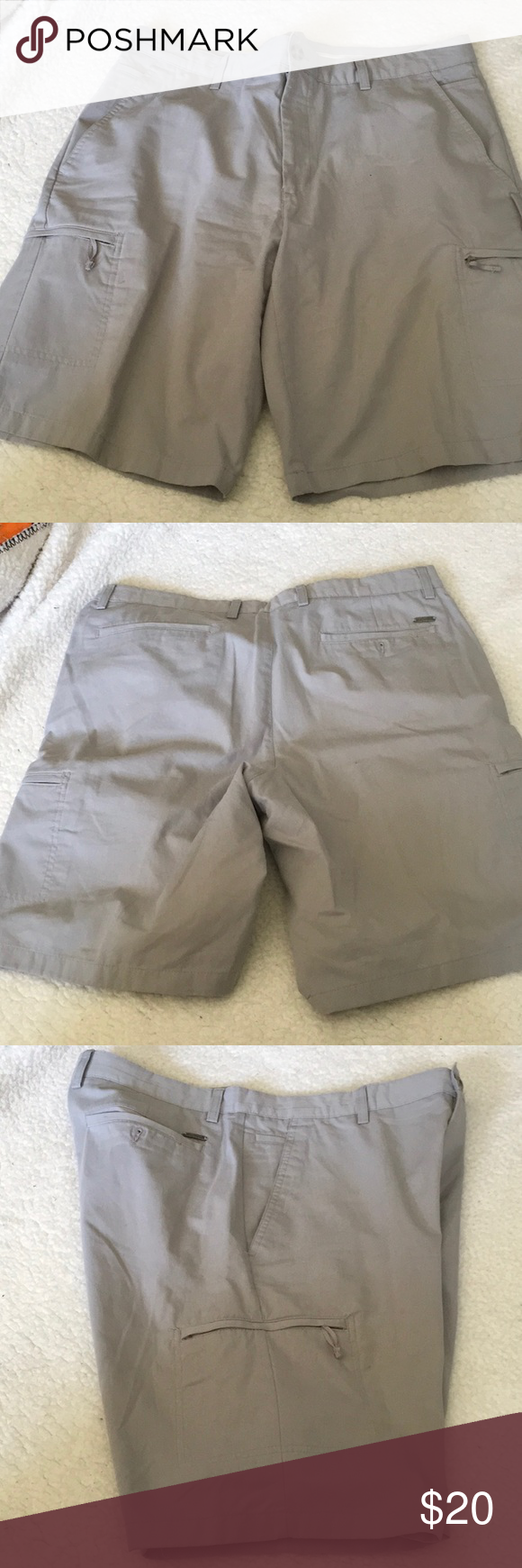 Men S Greg Norman Golf Shorts 36 Very Good Condition Cross Posted No Lowball Offers Bundle To Save Greg Norman C Golf Shorts Greg Norman Golf Greg Norman