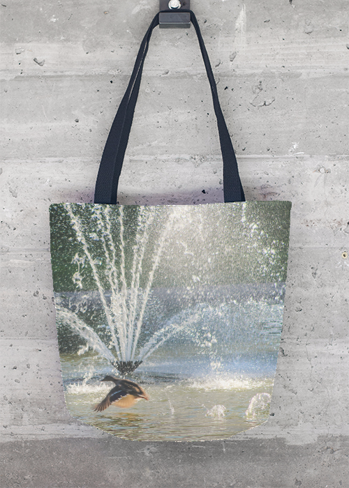 Tote Bag - Splash Tote by VIDA VIDA WCXtHW