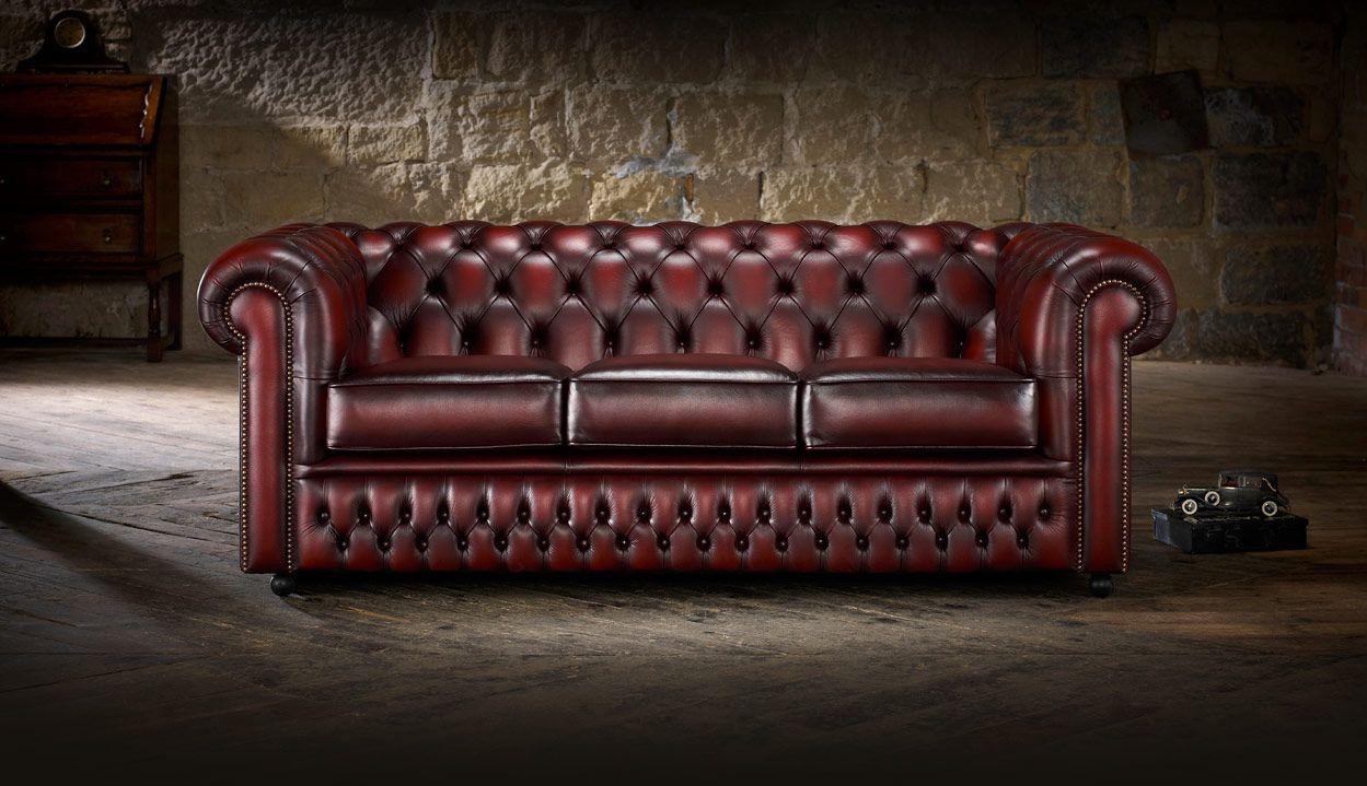 Going Huge Chesterfield Chesterfield Sofa Living Sofa Ebay