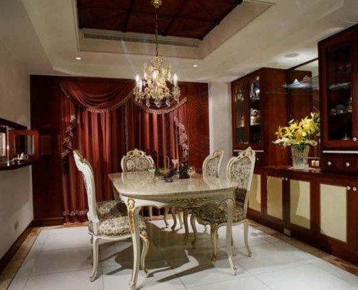15 Beautiful Dining Room Design Ideas | 1000FunFacts.com