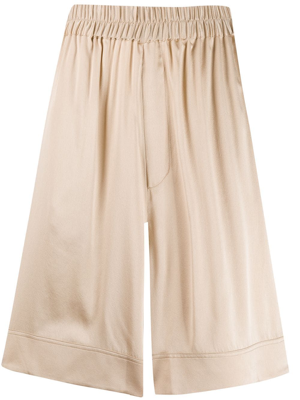 377f35dafe7 LANEUS LANEUS BASKETBALL STYLE SHORTS - NUDE. #laneus #cloth ...