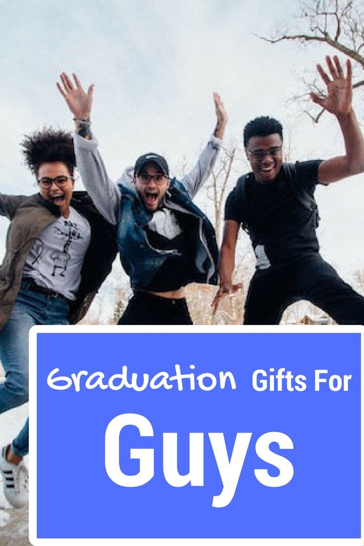 2019 High School Graduation Gifts For Guys They Will Love