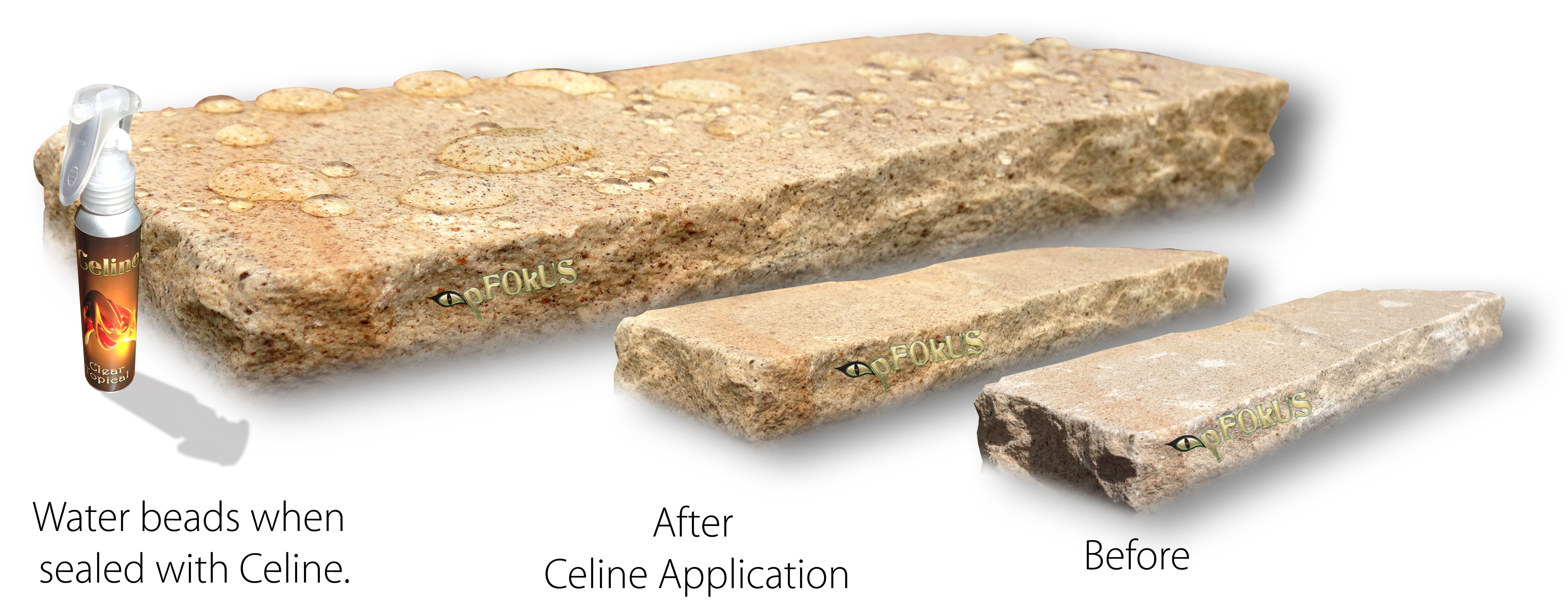 Celine Is A Hydrophobic Solvent Sealer That Builds A Glossy Finish