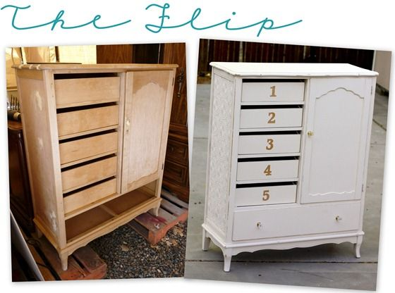 Great blog about furniture redo!