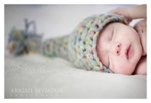 STARDUST Crochet Baby Elf Hat Photo Prop by kathyneilsen