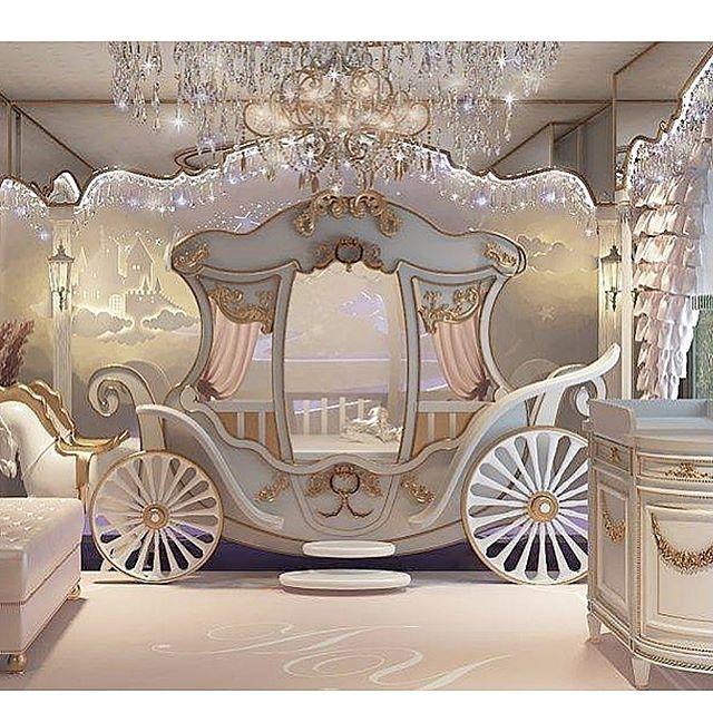 Instagram Chic bedroom decor, Cinderella room, Home decor
